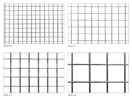 Fine welded wire mesh specifications gift electrical chart ideas welded wire mesh greentooth Gallery